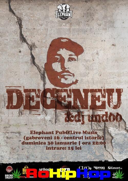 Deceneu-@-Elephant-Pub-30-ianuarie