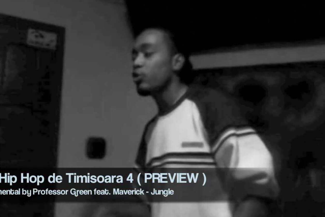 Eli - Hip Hop de Timisoara 4 ( PREVIEW )