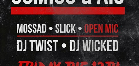 cumicu ais dj twist dj wicked 13 mai flying circus pub