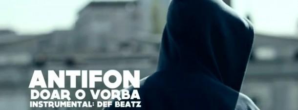 antifon_doar_o_vorba_videoclip