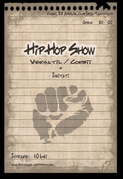 hip hop show