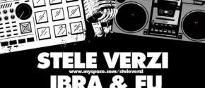 Hip Hop Sessions v.01 Stele Verzi Ibra Fu O.N.