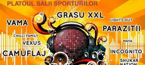 Napoca Music Event ediţia a 5a