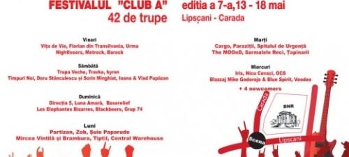 parazitii club a 17 mai
