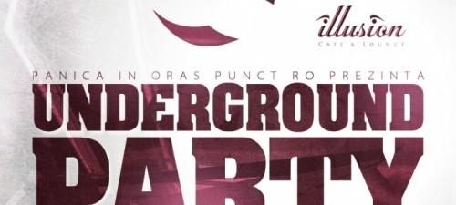 underground party subterra interpretbil 14 mai