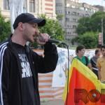 No Mo' @ 13 iunie Parcul Colţea Bucureşti ©2011 Rohiphop