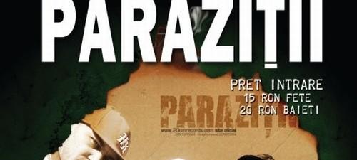 Summer Shine Club (Oras Murfatlar Zona I.A.S) Parazitii Concert 15 iulie