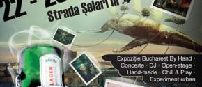 Expozitie experimentala de strada 22 - 23 Iulie 2011 la ora 16:00