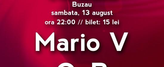 Mario V OvP Dj Em Buzau Arunna 13 august