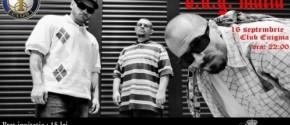 BUG Mafia @ Ramnicu Valcea 16 Septembrie 2011 Club Enigma Bucuresti Rohiphop