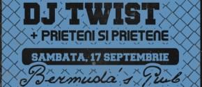 Cumicu - Dj Wicked - Dj Twist - Bermuda's Pub - Cluj-Napoca - 2011 - Rohiphop
