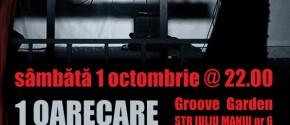 Nimeni Altu' - Groove Garden - Braşov - 1 octombrie 2011 - Rohiphop
