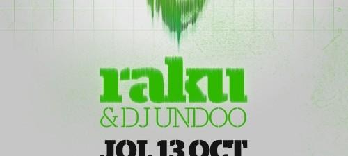 raku Şi Dj Undoo Elephant Pub & Live Music Bucuresti 13 Octombrie Rohiphop