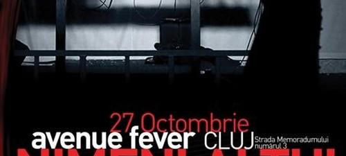 Nimeni Altu' Avenue Fever Cluj-Napoca 27 Octombrie 2011 Rohiphop