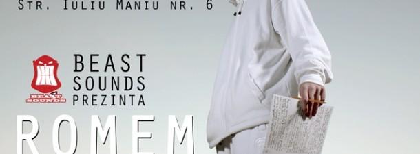 Afis Lansare ''Scrisori Audio'' 25 Noiembrie 2011 Rohiphop