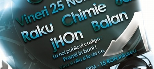 Vocea Strazii Editia 3 | raku | Chimie | 6ase | jHOn | Balan | Club Underworld Bucresti 25 Noiembrie 2011 Rohiphop