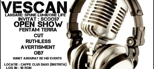 Concert Vescan 3 Decembrie 2011 Club Dabo Bistrita Rohiphop