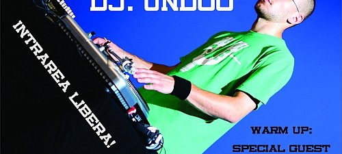 DJ Undoo _Baia Mare_Place Caffe & Lounge_28 Ianuarie 2012_Rohiphop