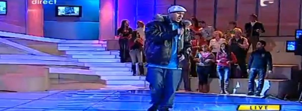 Pacha Man-Urci si Cobori Live 11.01.2012 (Acces Direct)