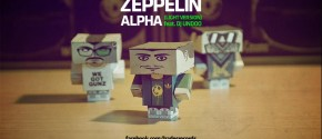 ZEPPELIN - ALPHA feat. Dj Undoo (light version)