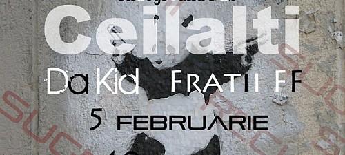 Concert Ceilalti 5 februarie 2012 Underground Pub Iasi Rohiphop