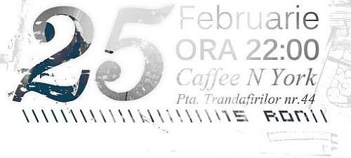 Dragonu Flou Rege Dj Al*Bu Caffee N York Targu Mures 25 Februarie 2012 Rohiphop