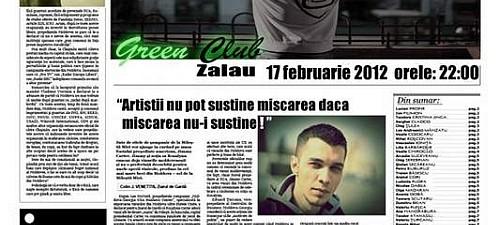 Vescan Green Club Zalau 17 Februarie 2012 Rohiphop