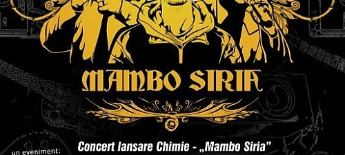 "Chimie Lanseaza ""Mambo Siria"" Silver Church Bucuresti 4 Martie 2012 Rohiphop"