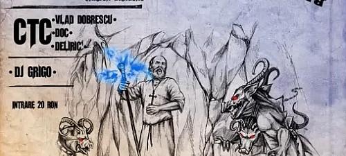 """Cedry2k Lansează """"Clipa Schimbării"""" Silver Church Bucureşti 18 Martie 2012 rohiphop"""