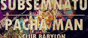 Subsemnatu Pacha Man Club Babylon Suceava 9 martie 2012 Rohiphop
