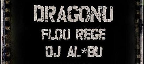Dragonu Flou Rege Dj Al*Bu Fanas Club Reina Tulcea 17 martie Rohiphop
