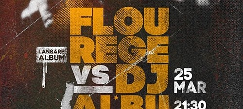 """Flou Rege vs. Dj Al*Bu -""""Eu si Muzica""""  Silver Church Club Bucuresti 25 martie 2012 Rohiphop"""