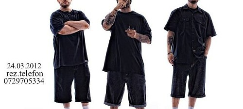 B.U.G. Mafia Club Level One Brazi 24 Martie 2012 Rohiphop