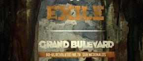 Hip Hop Night cu Exile Grand Bulevard Arad  21 Martie 2012 Rohiphop